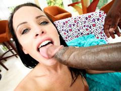 Katie St. Ives wants big dick, NOW!